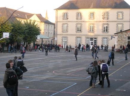 35500 - Vitré - Collège Privé Mixte Sainte-Marie