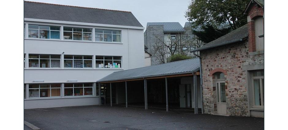 35500 - Vitré - École Privée Sainte Jeanne d'Arc