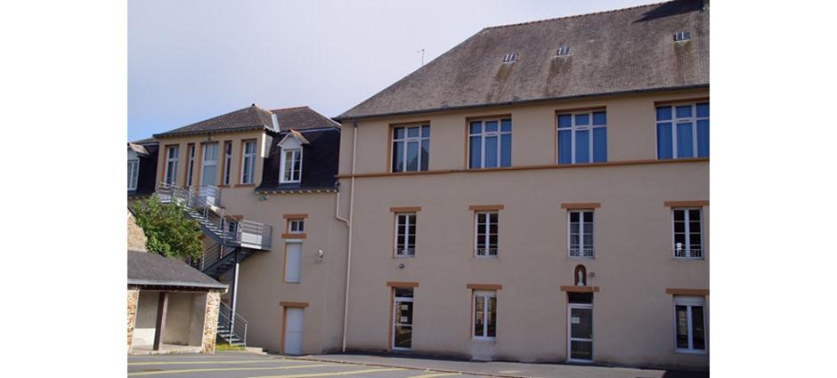 35640 - Martigné-Ferchaud - Collège Privé Saint-Joseph