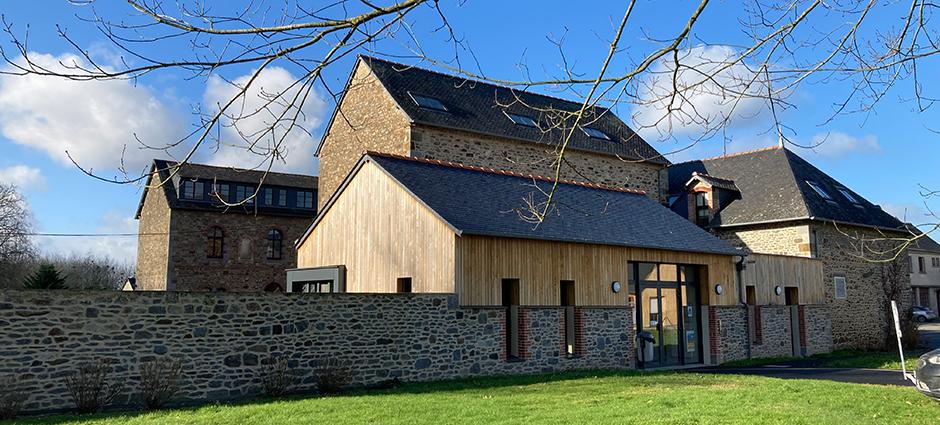 35270 - Combourg - Collège Privé Mixte Saint Gilduin