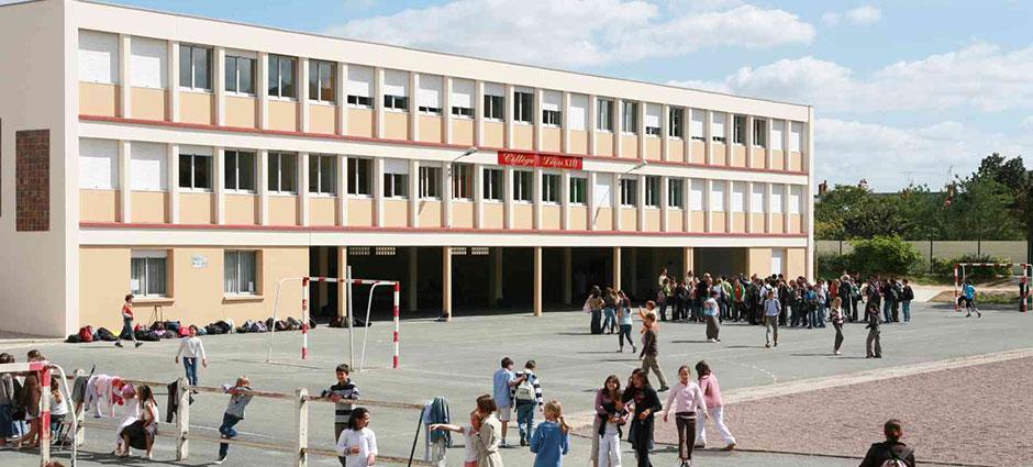 36000 - Châteauroux - Collège Privé Léon-XIII