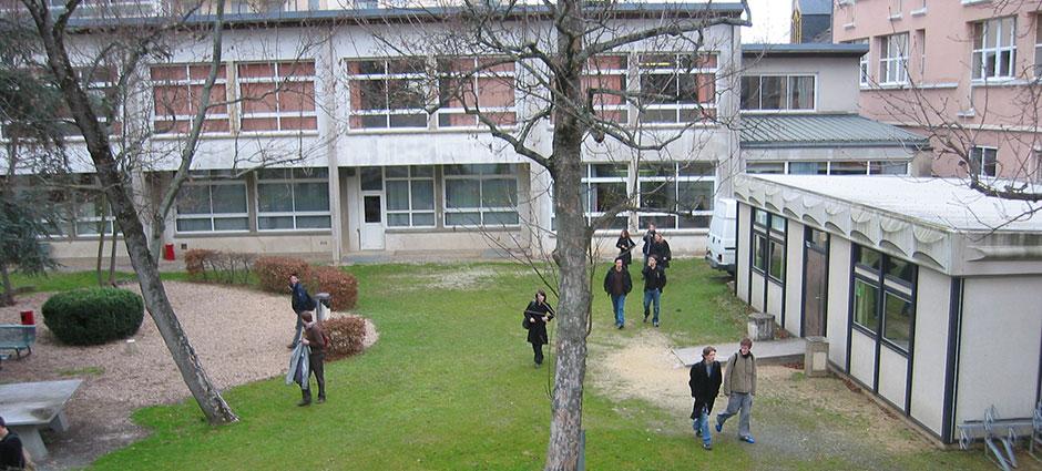 36000 - Châteauroux - Lycée Privé d'Enseignement Général et Technologique Sainte-Solange