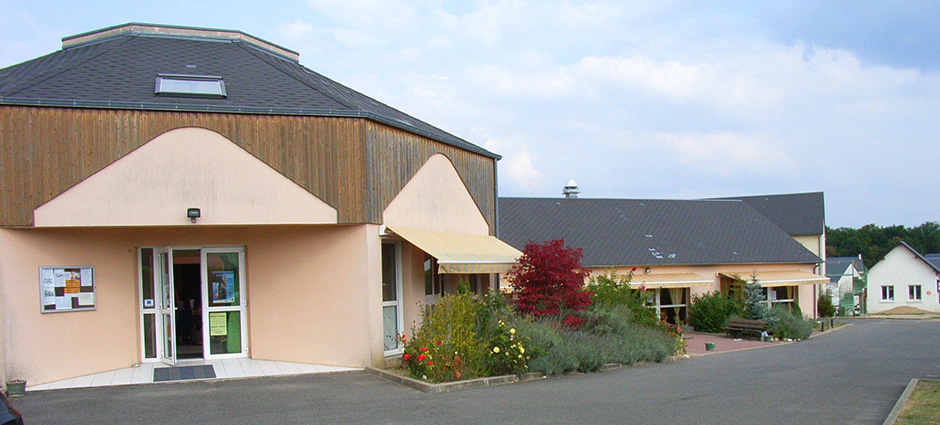 37190 - Azay-le-Rideau - Internat de la Maison Familiale Rurale