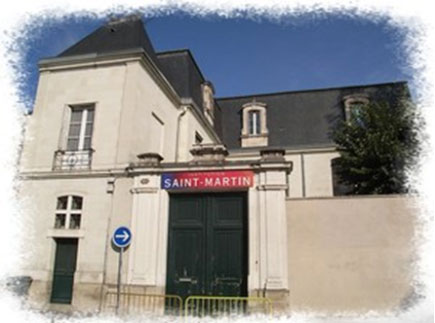 37015 - Tours - Collège Privé Saint-Martin