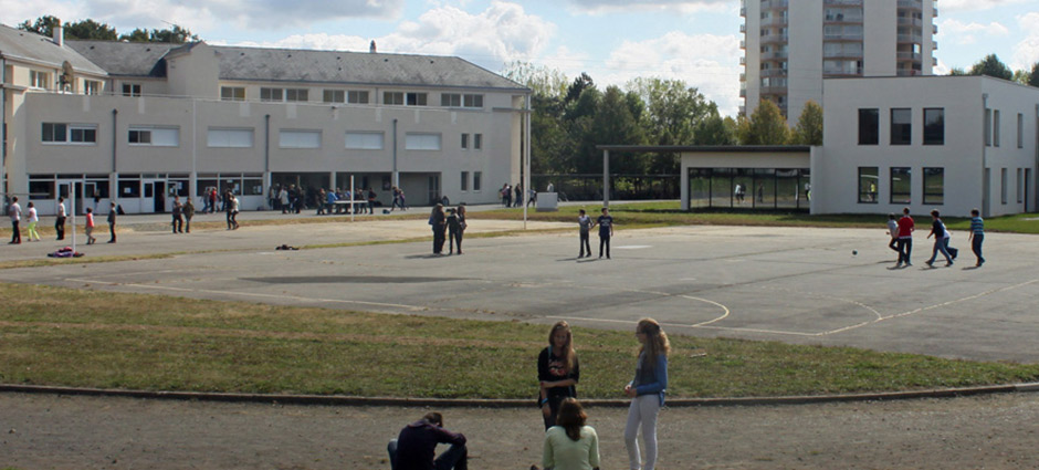 37173 - Chambray-lès-Tours - Collège Privé Saint-Étienne