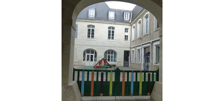 37015 - Tours - École Privée Saint-Martin