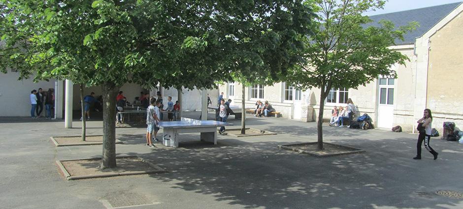 37140 - Bourgueil - Collège Privé Le Jouteux