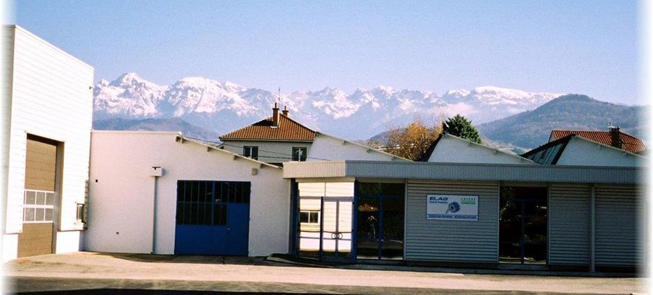 38100 - Grenoble - ELAG - École de Production (AURAEP)
