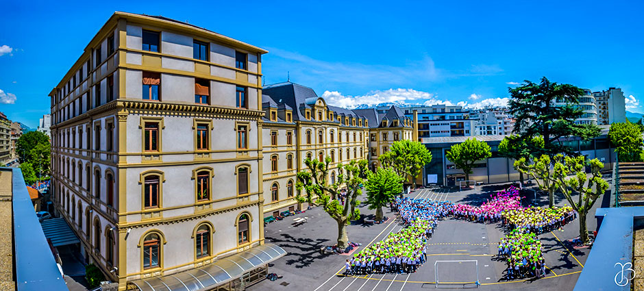 Collège La Salle L'Aigle-Grenoble