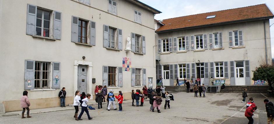 38430 - Saint-Jean-de-Moirans - École Privée du Sacré-Cœur