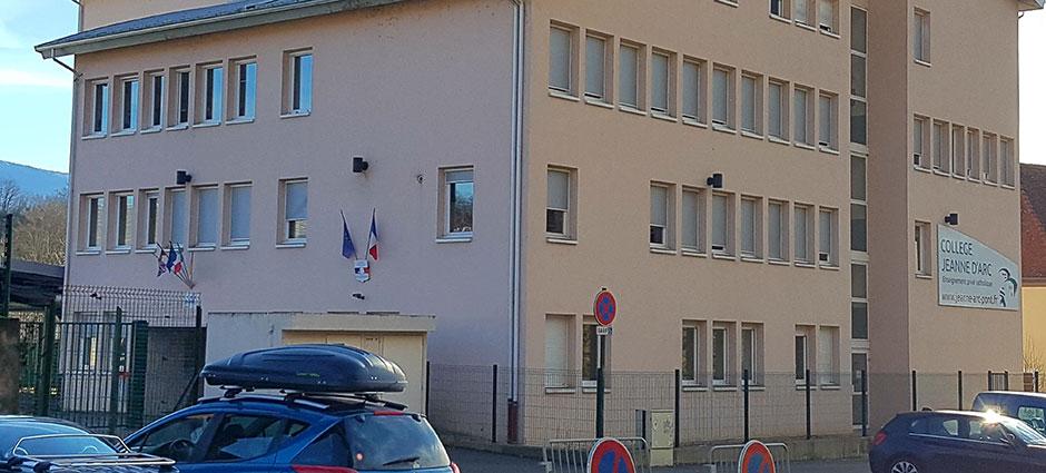 38480 - Le Pont-de-Beauvoisin - Collège Jeanne-d'Arc