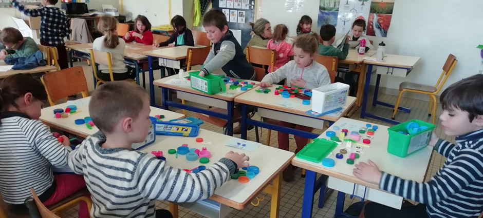40500 - Saint-Sever - École Sainte Thérèse