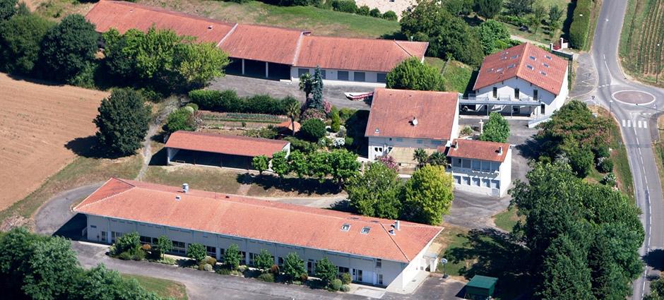 40180 - Saint-Pandelon - Lycée Professionnel Rural Sainte-Élisabeth