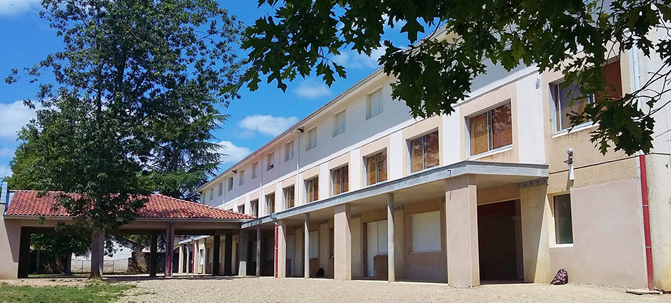 40310 - Gabarret - Collège Privé Saint-Jean-Bosco