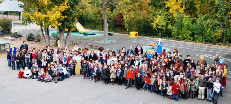 41013 - Blois - École Sainte-Marie / La Providence