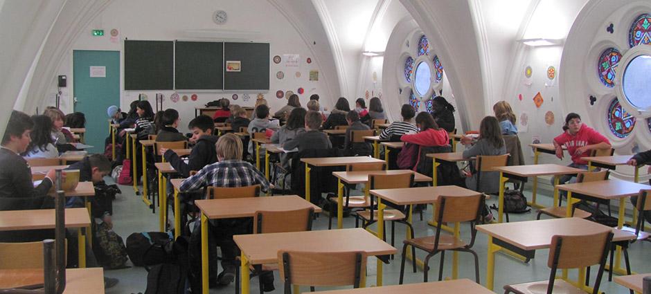 41013 - Blois - Internat du Groupe Scolaire Sainte-Marie