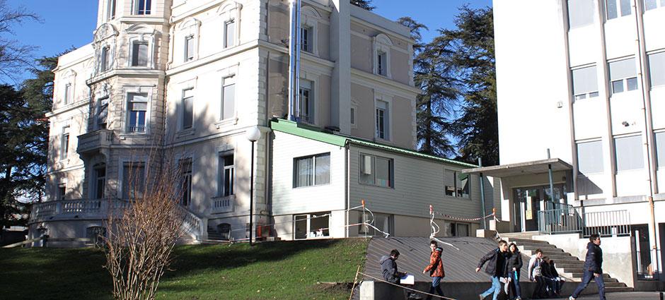42000 - Saint-Étienne - Collège Privé Notre-Dame - Institution Notre-Dame d'Espérance