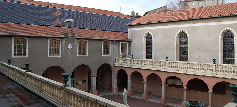 42603 - Montbrison - Collège Victor de Laprade, Ensemble Scolaire Saint Aubrin