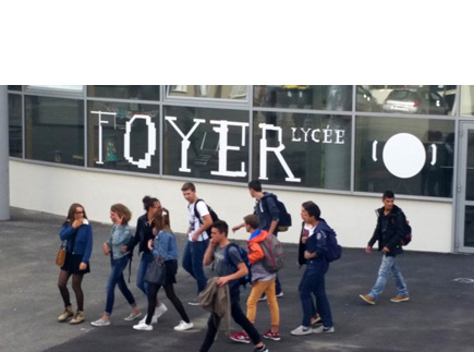 42030 - Saint-Étienne - Lycée Général et Technologique - Internat - La Salle - Site Saint-Louis