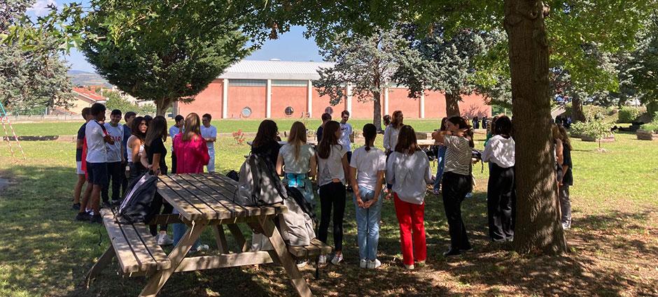 Lycée Général Privé Sainte-Marie La Grand'Grange