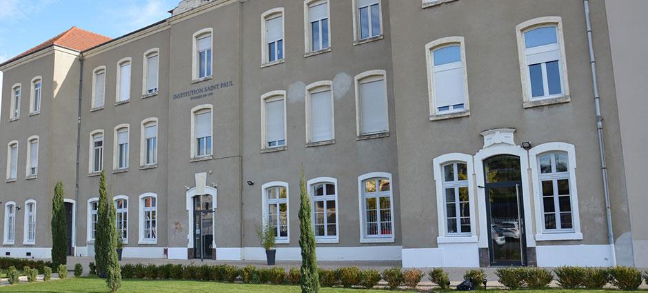42300 - Roanne - Collège Privé Saint Paul