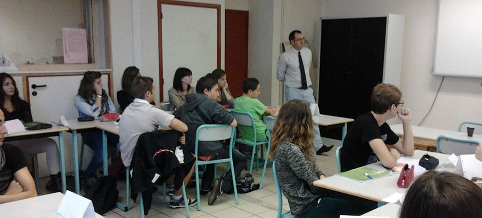 42300 - Roanne - Lycée Privé - Ensemble Scolaire François d'Assise - Arago - Sainte-Anne