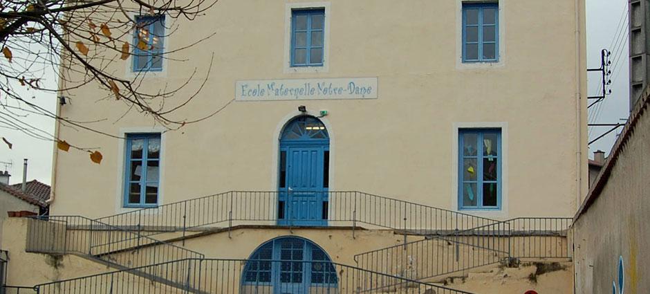 42600 - Montbrison - Ecole Maternelle Notre Dame, Ensemble Scolaire Saint-Aubrin
