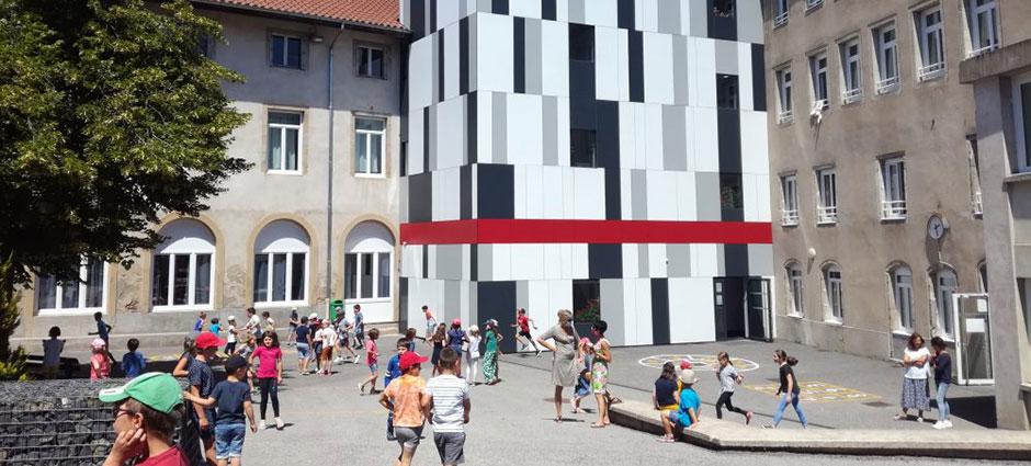 43200 - Yssingeaux - École Maternelle et Primaire Saint-Gabriel - ESCY Saint-Gabriel