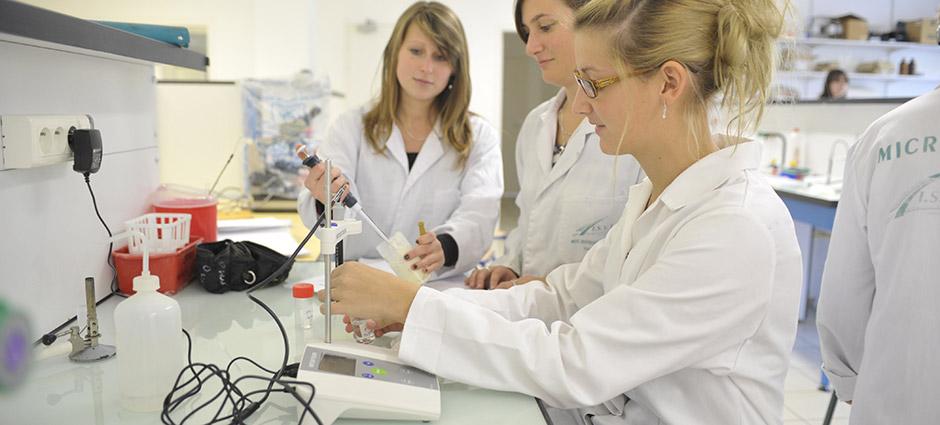 Institut des  Sciences de la Vie et de la Terre