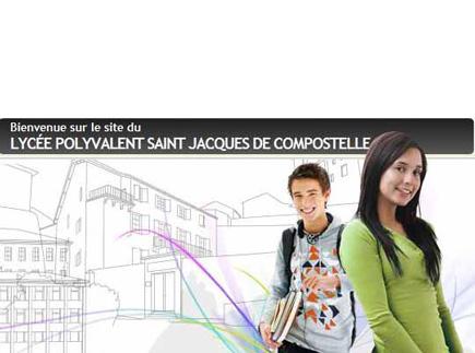 43009 - Le Puy-en-Velay - Ensemble Scolaire St Jacques de Compostelle, Site Anne-Marie Martel - Lycée des Métiers
