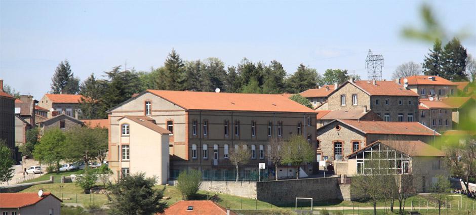 43140 - Saint-Didier-en-Velay - École Privée Jeanne-d'Arc
