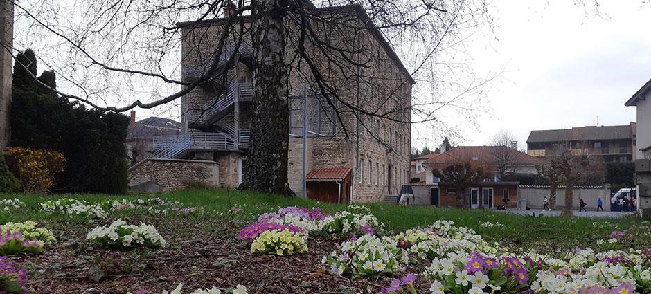 43500 - Craponne-sur-Arzon - Collège Privé Notre-Dame Craponne-sur-Azon