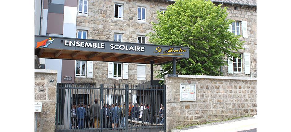 43190 - Tence - Collège Privé Saint-Martin