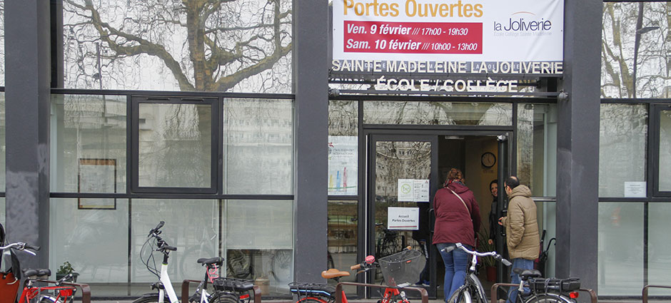 44265 - Nantes - Collège Privé Sainte-Madeleine La Joliverie