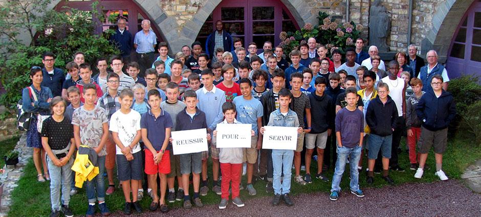 44590 - Derval - Internat du Collège Privée de l'Institution Saint-Donatien