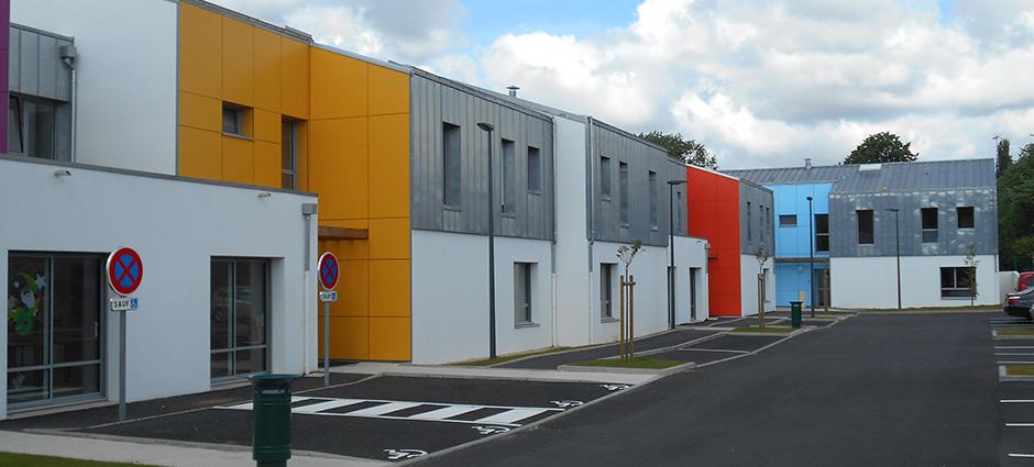 44190 - Gorges - Apprentis d'Auteuil - Collège Notre-Dame du Bon Accueil