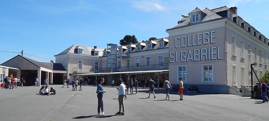 44115 - Haute-Goulaine - Collège Privé Mixte St-Gabriel