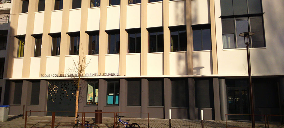 44265 - Nantes - École Privée Sainte-Madeleine La Joliverie