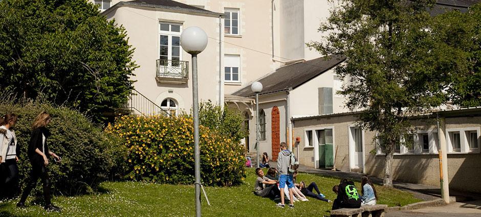 44390 - Nort-sur-Erdre - Lycée Général et Technologique Saint-Martin