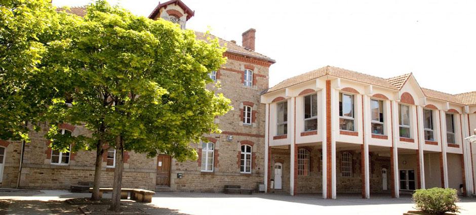 44390 - Nort-sur-Erdre - Collège Privé Saint-Michel