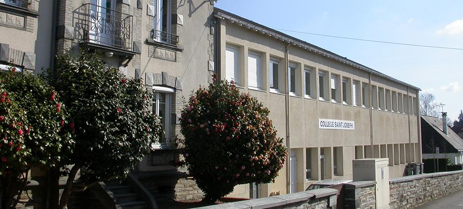 44170 - Nozay - Collège Privé Saint-Joseph