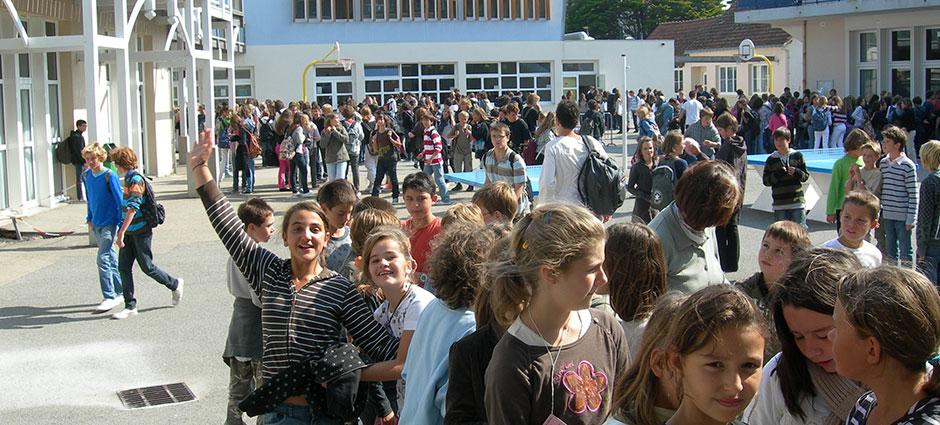 44380 - Pornichet - Collège Privé Le Sacré Coeur