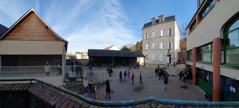 45501 - Gien - Collège Privé Saint-François-de-Sales