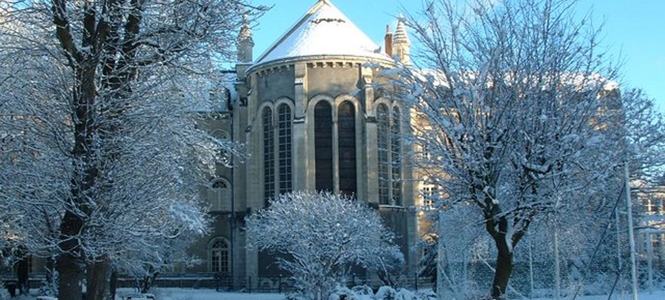 45000 - Orléans - École Primaire Privée Assomption Saint-Marc Saint-Aignan