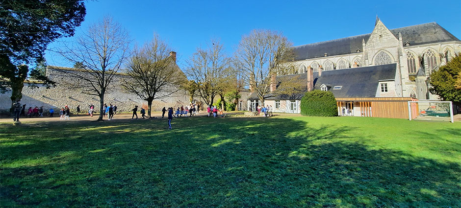 45370 - Cléry-Saint-André - École Privée Notre-Dame de Cléry