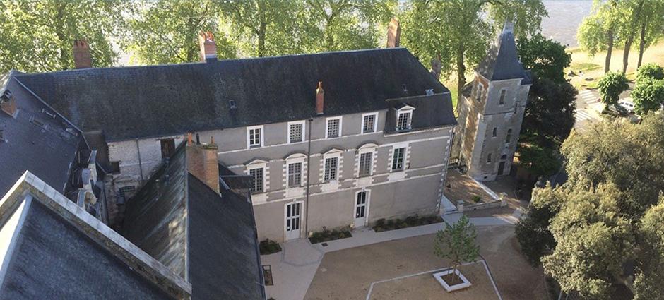 45190 - Beaugency - Lycée professionnel de l'Abbaye - Groupe scolaire Charles de Foucauld