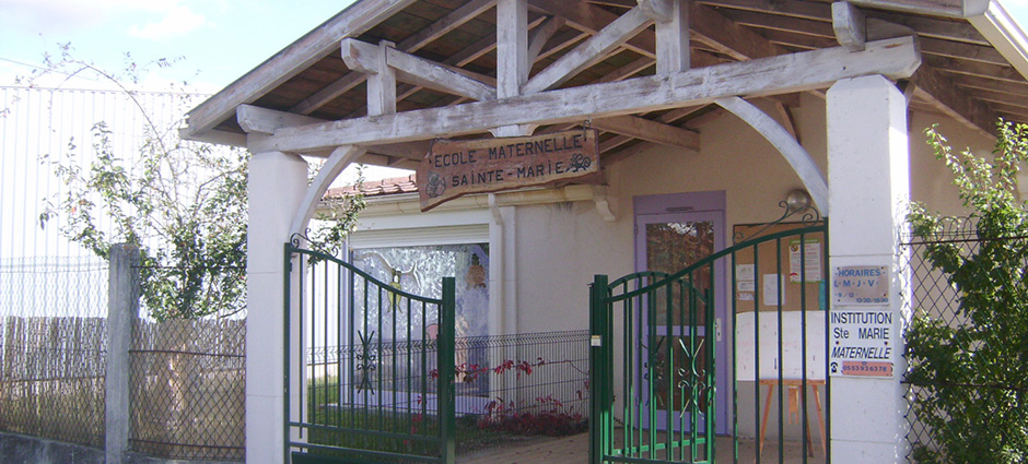 47700 - Casteljaloux - École Privée La Salle Sainte Marie