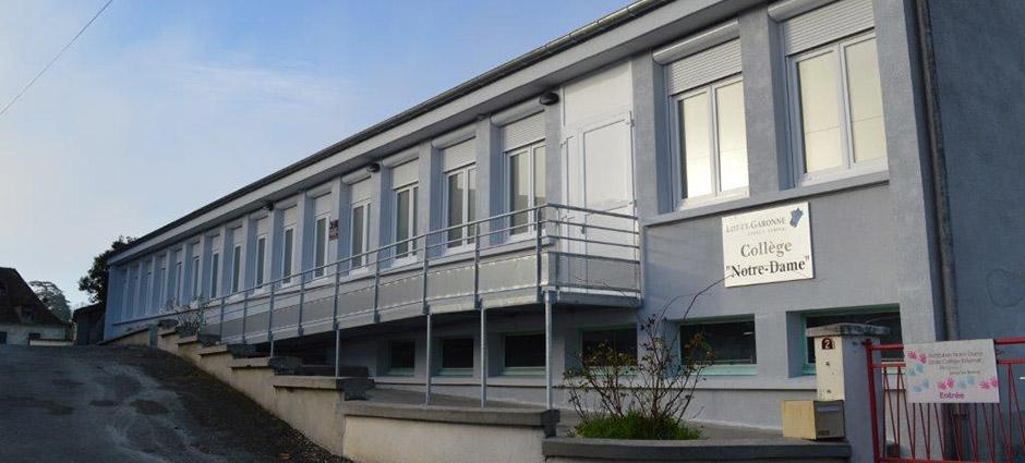 47290 - Monbahus - Collège La Salle Notre Dame