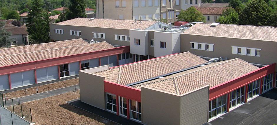 47300 - Villeneuve-sur-Lot - École Privée Sainte Catherine
