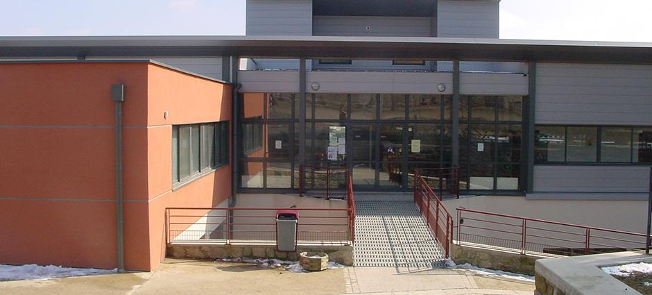48300 - Langogne - Collège Saint Pierre Saint Paul